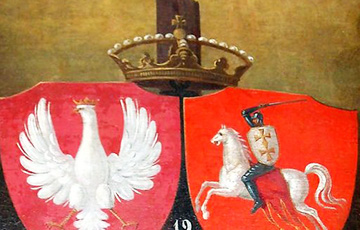 Сегодня - годовщина подписания Кревской унии