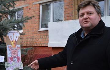 Активист из Бреста Виталий Казак: Правда на нашей стороне