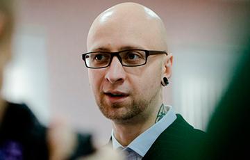 Viachaslau Kasinerau Detained On Eve Of Prayer Service At Lukashenka Administration