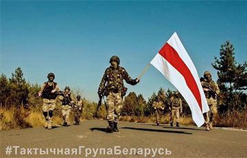 Беларускія добраахвотнікі звярнуліся да Зяленскага з просьбай даць ім украінскае грамадзянства