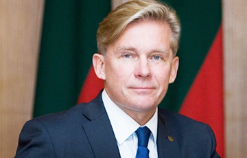 Lithuania's Ex-MFA: Lifting Sanctions Off Belarusian Regime Was A Mistake