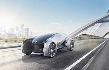 Германия намерена вывести на дороги беспилотные авто уже в 2022 году