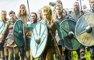 Гісторыкі развянчалі міфы пра вікінгаў