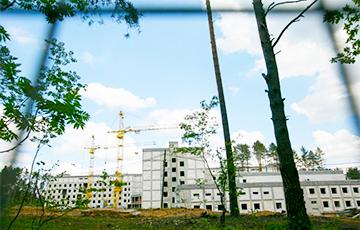 Cколько стоит больница для приближенных Лукашенко под Ждановичами