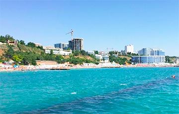 Куда белорусам поехать на море в Украине
