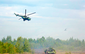 На полигоне под Осиповичами двое военнослужащих получили ожоги