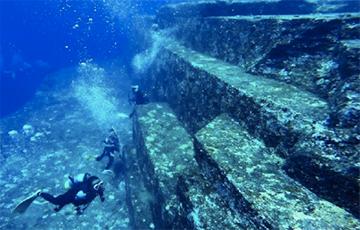 На дне акіяна знайшлі тысячы загадкавых аб'ектаў