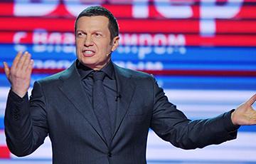 Белорусы требуют убрать российского пропагандиста Соловьева из телеэфиров