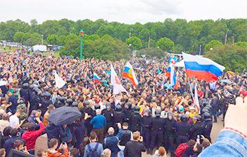 «Хватит кормить Москву»: в России бунтуют регионы