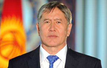 Путин принял в Кремле сбежавшего из Кыргызстана экс-президента