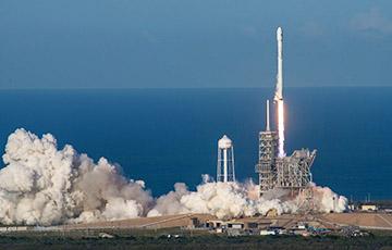 Видеофакт: Илон Маск вывел в космос еще 60 интернет-спутников Starlink