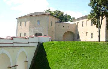 На Старом замке в Гродно появился портрет Батория