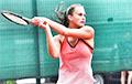 Соболенко уверенно обыграла Йорович и вышла в третий круг турнира в Дубае