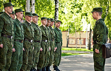 Conscripts Called Up To Belarusian Army A Month Earlier Than Usual: Why?