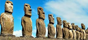 Топ-10 самых загадочных мест мира, открытых для туристов