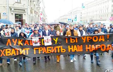 Mass Repressions In Belarus
