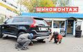 Как в Беларуси будут штрафовать за «лысую резину»