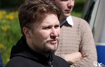 Максима Винярского арестовали на 10 суток