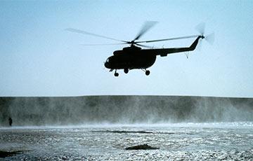В Испании вертолет столкнулся с самолетом