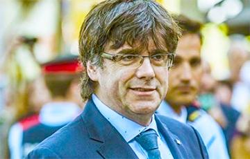 Каталонский лидер Пучдемон освобожден из-под стражи
