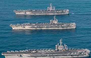Авіяносныя групы ЗША атрымаюць яшчэ больш магутных «шэршняў»