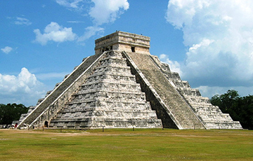 Биологи обнаружили парк древних майя