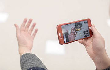 Белорусы создают уникальную программу по распознаванию жестов