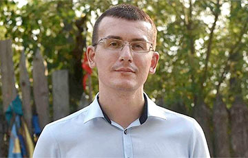 Head Of Journalists' Union Of Ukraine: KGB Detained Pavel Sharoiko On October 25