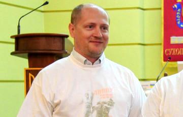 Украінскага журналіста Паўла Шаройку трымаюць у «Амерыканцы»