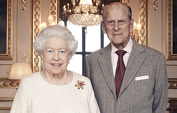 Муж каралевы Вялікабрытаніі пасля ДТЗ добраахвотна адмовіўся ад пасведчання кіроўцы