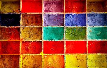 Ученые выяснили, какие цвета человек никогда не увидит