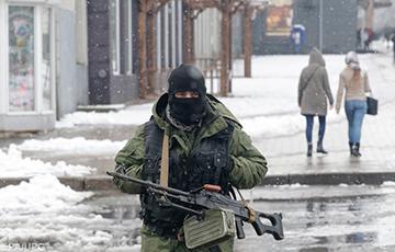 Боевик «ДНР»  расстрелял четырех коллег