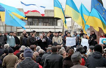 Сёння - Дзень супраціву расейскай акупацыі Крыма