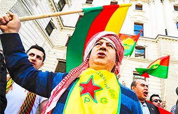 США создают новый Курдистан в Сирии