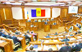 Парламент Малдовы зноў адправіў у адстаўку ўрад