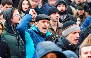 «Докатились – белорусов, самую трудолюбивую нацию, «тунеядцами» называть»