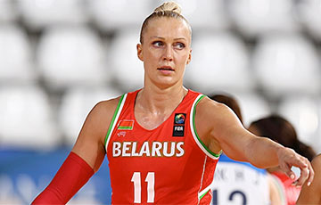 Basketball Star Yelena Leuchanka: People Of Belarus Woke Up This Summer