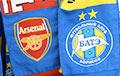 БАТЭ опубликовал мотивирующий ролик накануне матча с «Арсеналом»