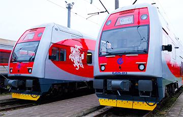 К Новому году и Рождеству БелЖД пустит дополнительные поезда