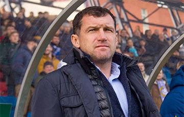 Гуренко о минском «Динамо»: Хочу, чтобы играли в современный футбол – тот, которым нас балует «Ливерпуль»