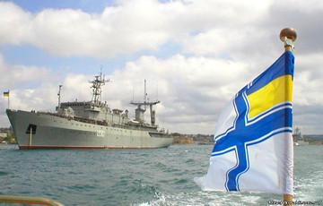 Российский корабль в Азовском море протаранил украинский
