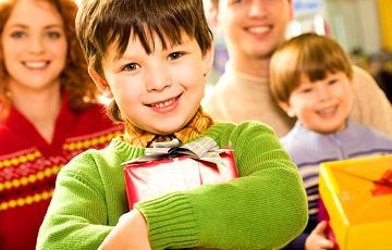 В Могилеве так встречали Путина, что не осталось денег на новогодние подарки детям