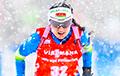 Ирина Кривко выиграла бронзу ЧЕ по биатлону