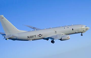 Китайский эсминец направил лазер на самолет-разведчик ВМС США