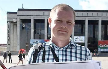 Andrei Sharenda: Tricks Of 'Governor' Lis May Cause New Protests In Brest