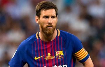 Месси установил очередной уникальный футбольный рекорд