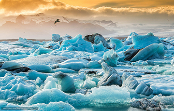 Ученые рассказали о рекордных темпах потепления на Южном полюсе
