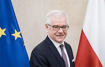 Глава МИД Польши: Граждане ЕС должны чувствовать себя равными