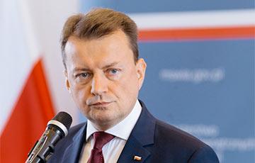 Мариуш Блащак: Польша близка к созданию «Форта Трамп»