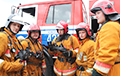 Explosion In Brest: 200 Square Metres Of Garages Crashed